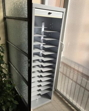 Produzione di armadietti da balcone e da interni a milano for Produttori di armadi